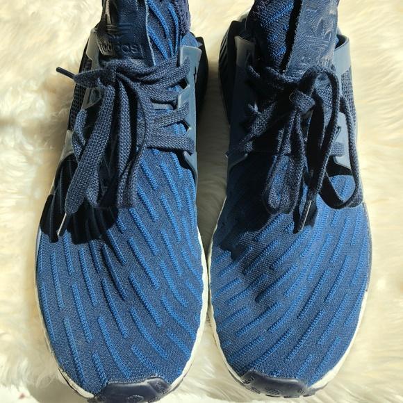 Adidas zapatos sz NMD XR1 primeknit Navy AZUL sz zapatos 105 poshmark ae883e